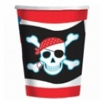 PIRATE PARTY CUPS